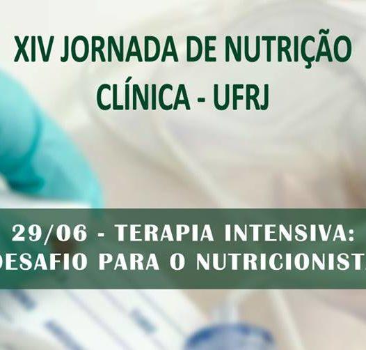 XIV Jornada de Nutrição Clínica – UFRJ
