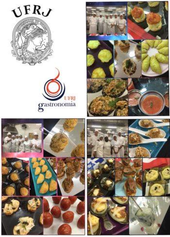 Final de semestre Gastronomia