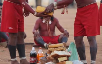 Dupla carga de desnutrição em indígenas Xavante do Mato Grosso