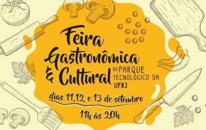 6ª edição da Feira Gastronômica e Cultural