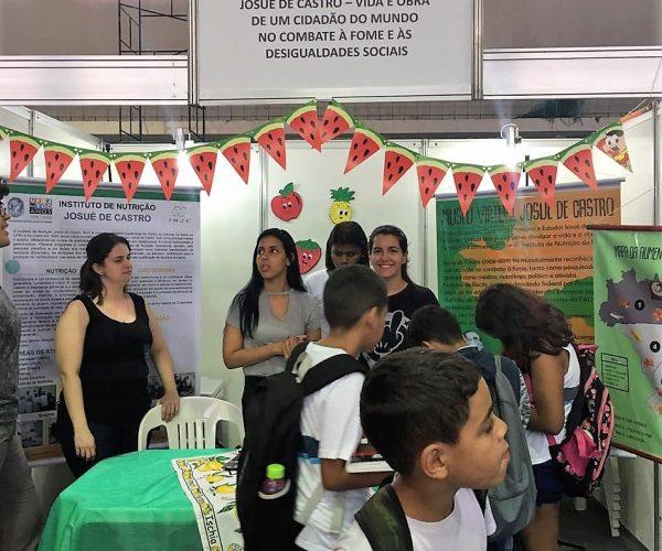 Projeto Memorial Josué de Castro na SNCT 2018