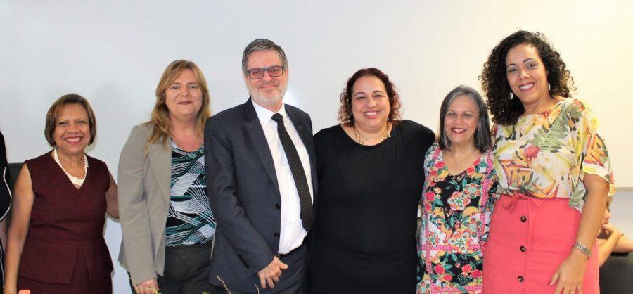 Celebração da Posse da nova Direção do INJC