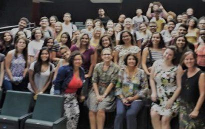 Aula Inaugural 2019 Cursos de Gastronomia e Nutrição