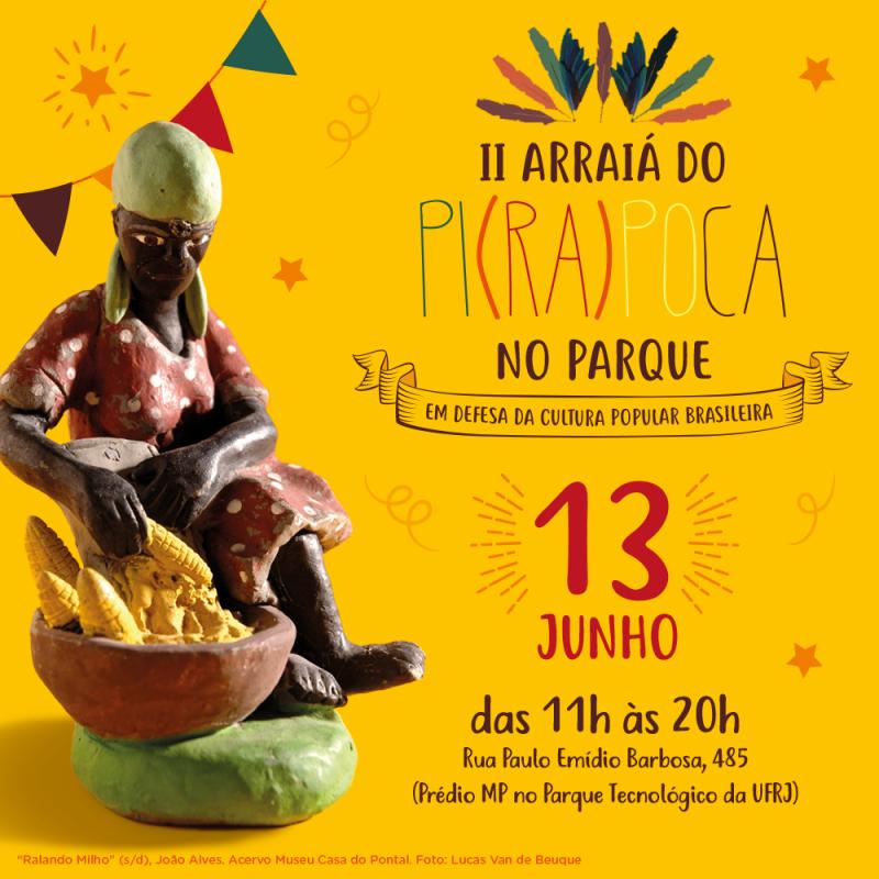Arraiá Pirapoca 2019