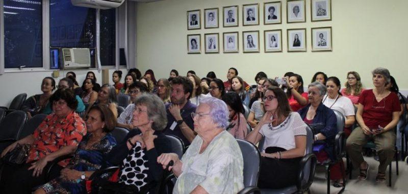 Homenagem profa. Neuza Therezinha de Resende Cavalcante