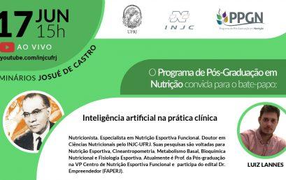 Seminário: Inteligência artificial na prática clínica